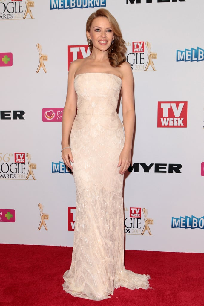 2014 Logies Celebrity Red Carpet Pictures