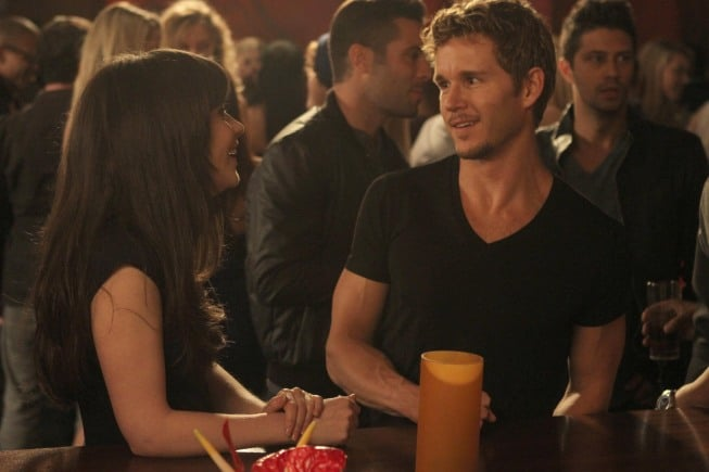 Check Out True Blood's Ryan Kwanten on New Girl!