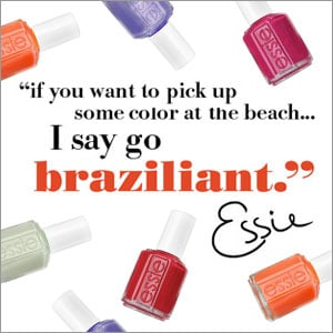 Enter For a Chance to Win Essie's New Summer Shades!
