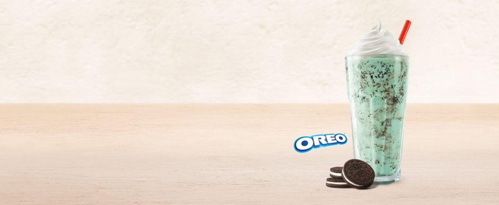 Here's Where You Can Score an Oreo Mint Shake