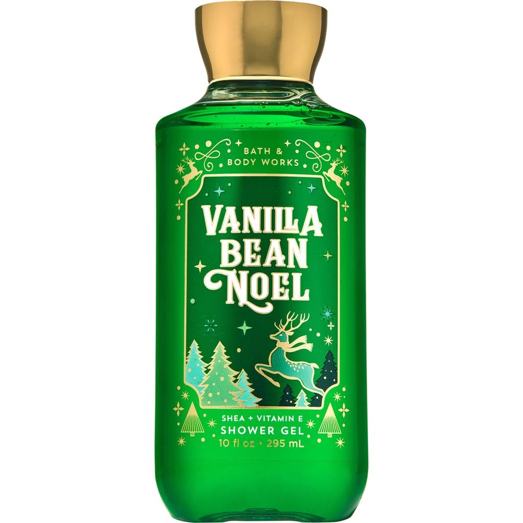 Bath & Body Works Vanilla Bean Noel Shower Gel