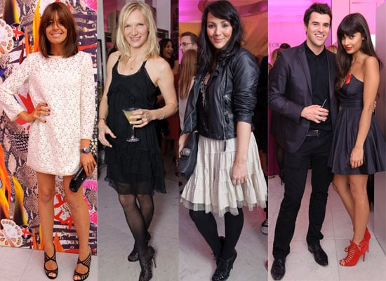 Photos from Jimmy Choo Party, London