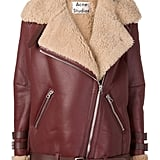Acne Shearling Jacket