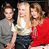 Hi Margot Robbie, Nicole Kidman, and Laura Dern!