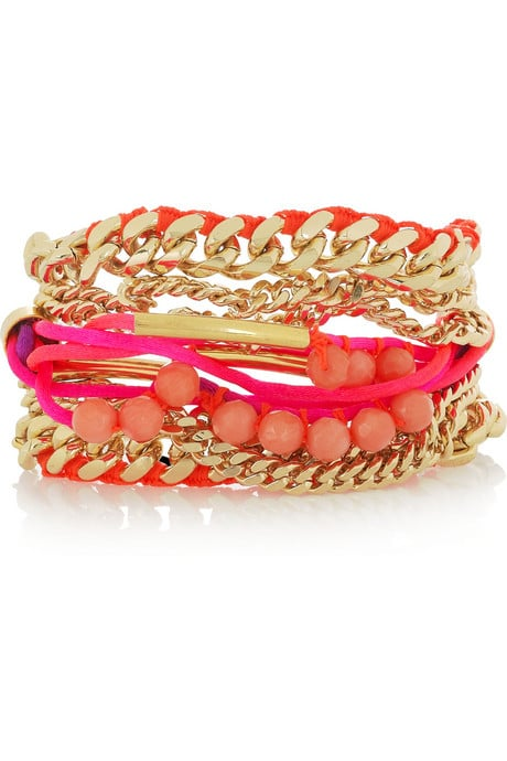 Chain-Link Accessories For Spring