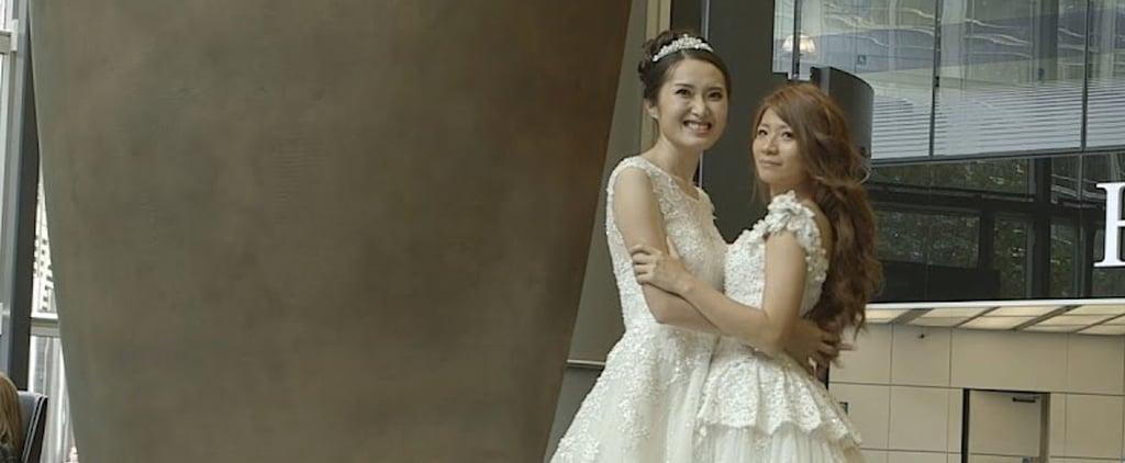 Best Lesbian HSBC Wedding