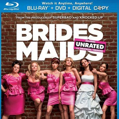 Bridesmaids DVD Release Date Is September 19