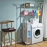 Baoyouni 2-Layer Over Washing Machine Storage Rack