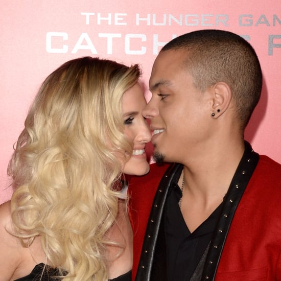 How Did Ashlee Simpson and Evan Ross Meet?