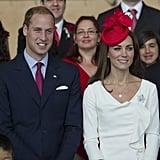 Prince William, Duke of Cambridge, and Kate, Duchess of Cambridge, visit the Canadian Museum of Civilization to attend a citizenship ceremony.