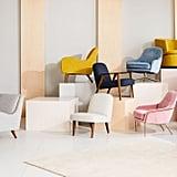 Janie Slipper Chair