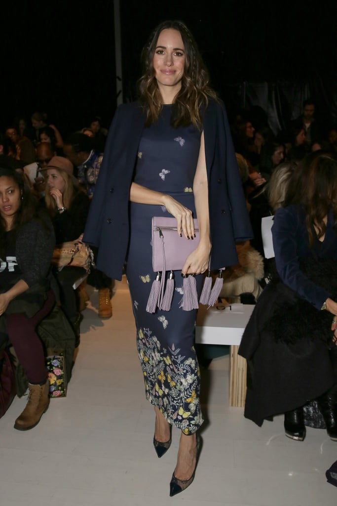Louise Roe at NYFW
