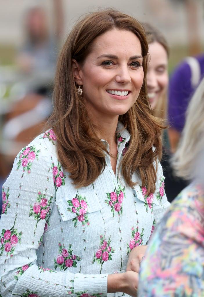 Kate Middleton's Emilia Wickstead Dress September 2019