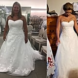 Melissa's Before-and-After