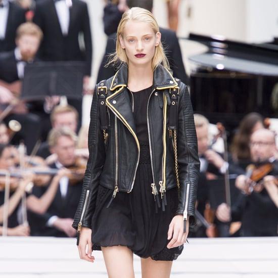 Burberry Spring 2016 Show   London Fashion Week