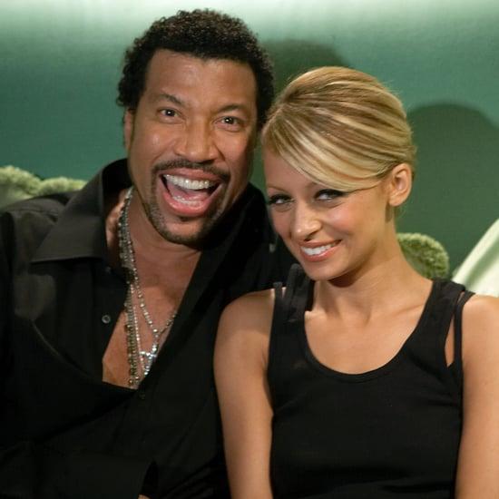 Lionel Richie Talks About Adopting Nicole Richie