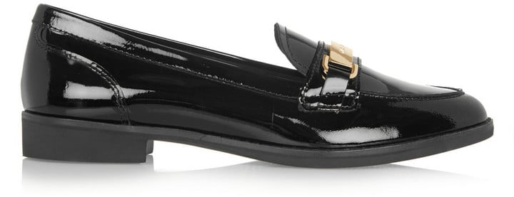 Michael Michael Kors Ansley Patent-Leather Loafers ($150)