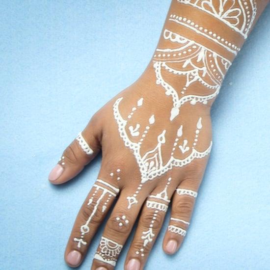 Amazing White Henna