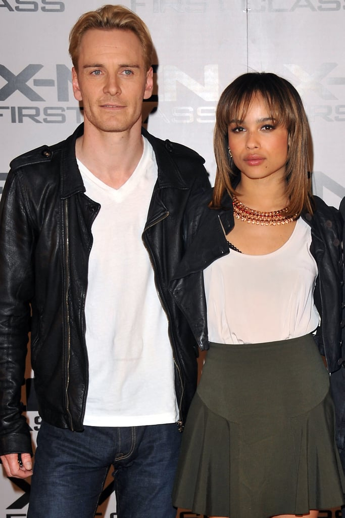 Is michael fassbender dating anyone