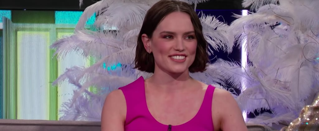 What Did Daisy Ridley Take From the Star Wars Set?