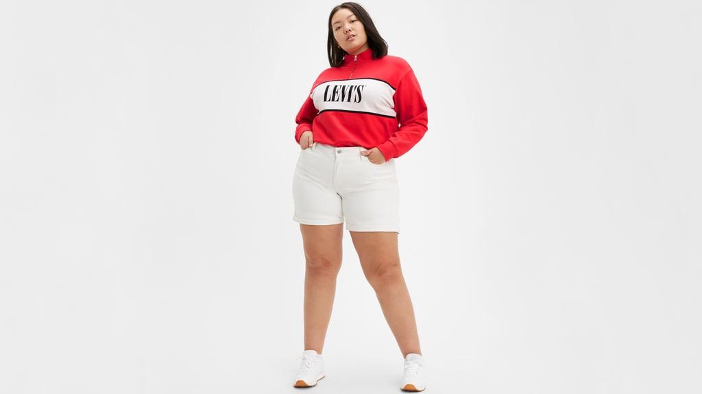 Levi's New Women's Shorts