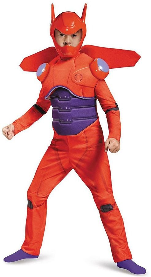 Big Hero 6 Baymax Costume — Kids