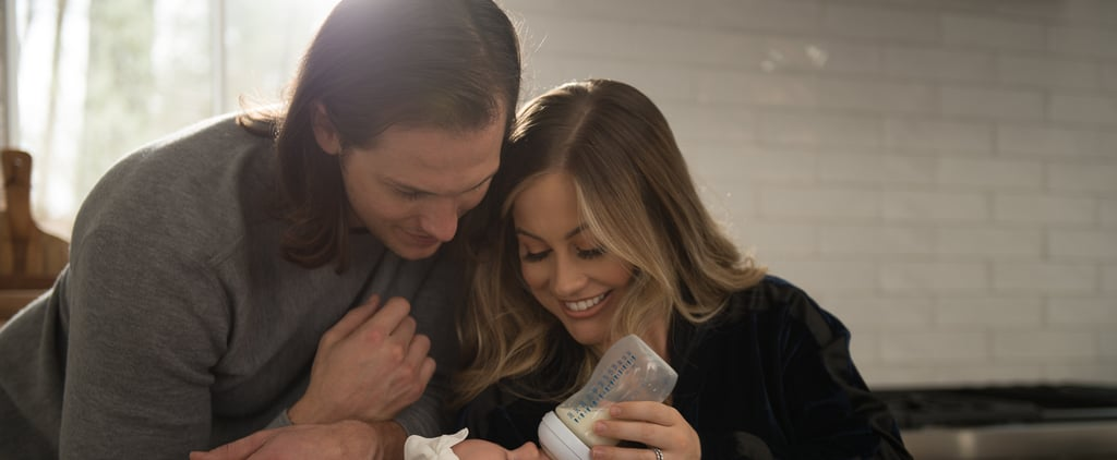 Why Shawn Johnson Switched to Formula Feeding Her Daughter