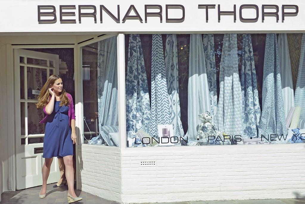 Bernard Thorp