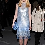 Dakota Fanning went to Marc Jacobs.