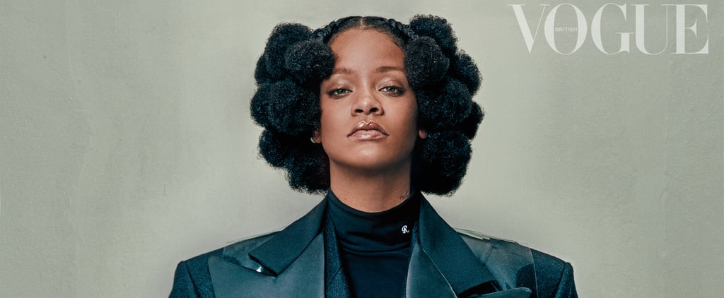 Rihanna Talks Upcoming Ninth Album in British Vogue