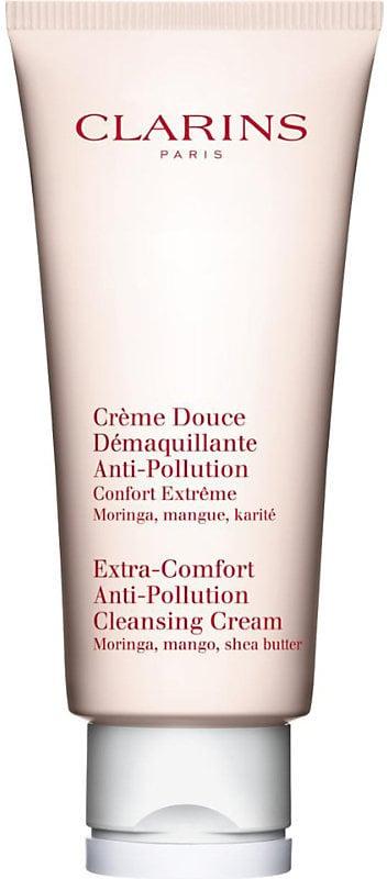 Clarins Extra-Comfort Anti Pollution Cleansing Cream