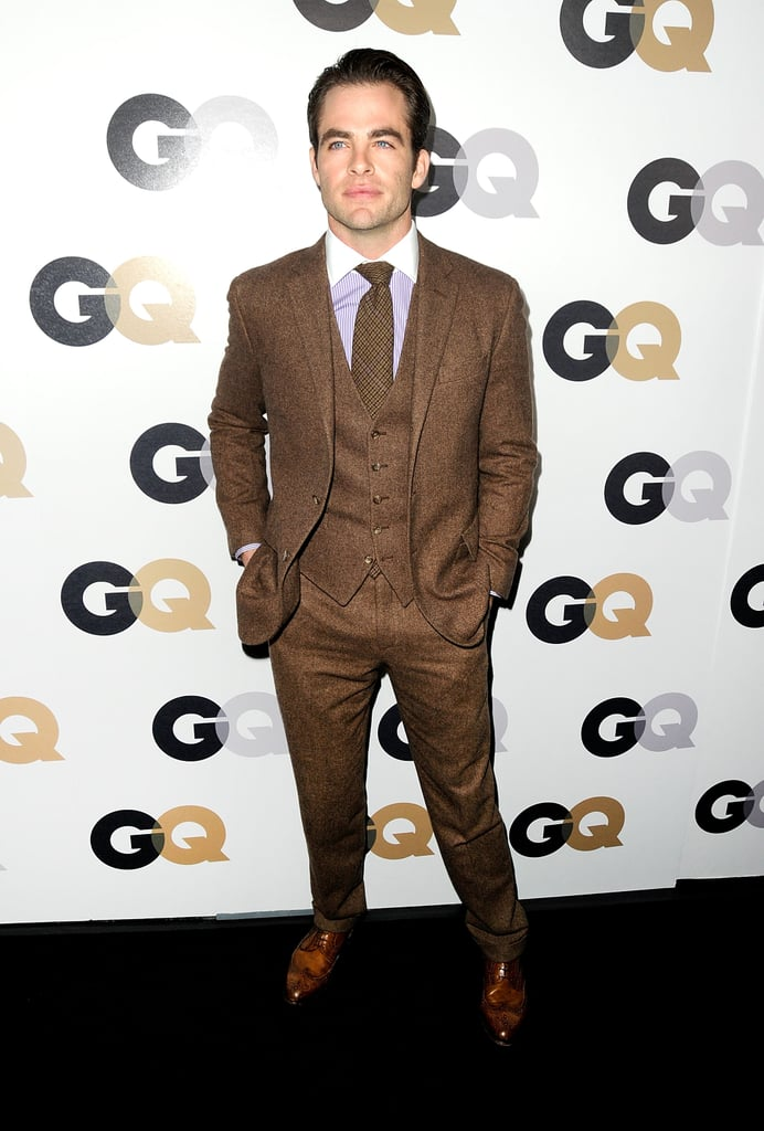 Justin Timberlake and Jessica Biel Pictures at GQ Party | POPSUGAR ...
