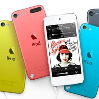 New Apple iPod Nano and iPod Touch