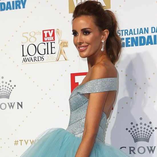 Rebecca Judd Interview 2016 Logies Red Carpet