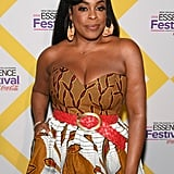 Niecy Nash at the Essence Festival in 2018
