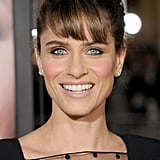 Amanda Peet was out in LA for the premiere.