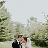 Book-Lovers Will Appreciate the Subtle Literary Details in This Beautiful Outdoor Wedding