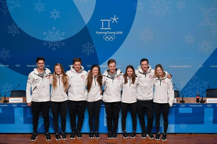 2018 Winter Olympics Team USA   POPSUGAR Fitness