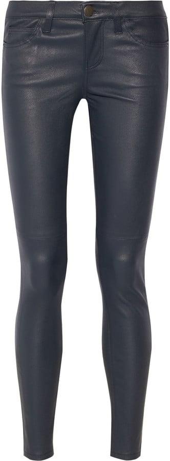 Current/Elliott Leather Leggings ($400)