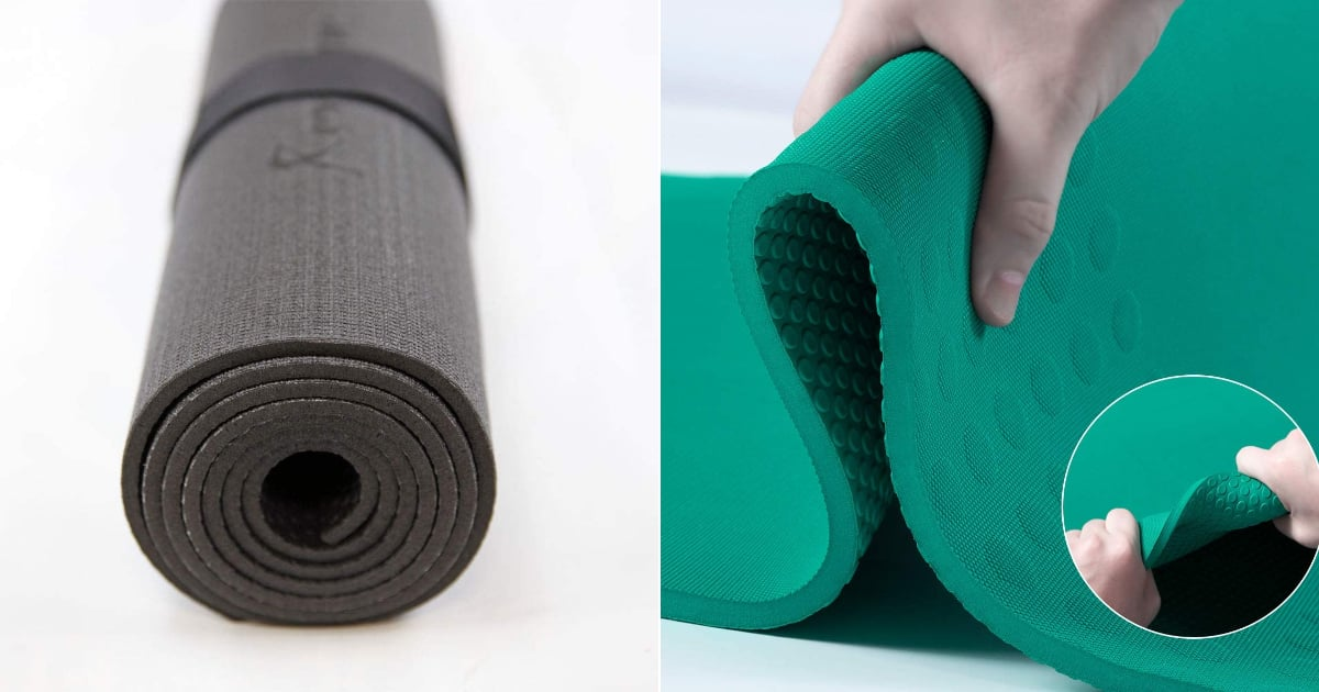7 Exercise Mats That Will Make Working Out at Home So Much More Comfortable