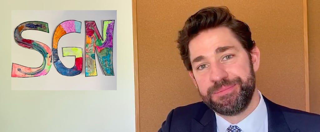 Watch the Finale of John Krasinski's Some Good News