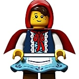 Little Red Riding Hood Minifigure