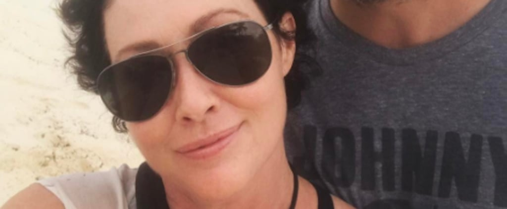 Shannen Doherty Instagram Picture With Husband June 2017