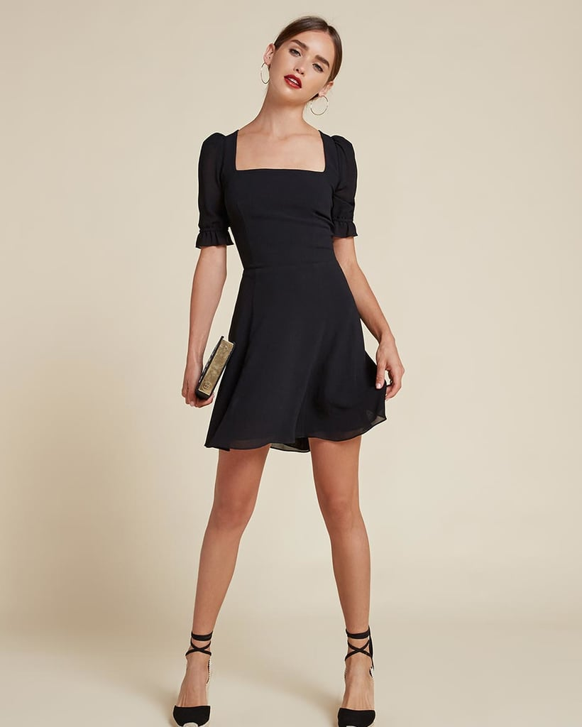 Wedding Guest Black Dress
