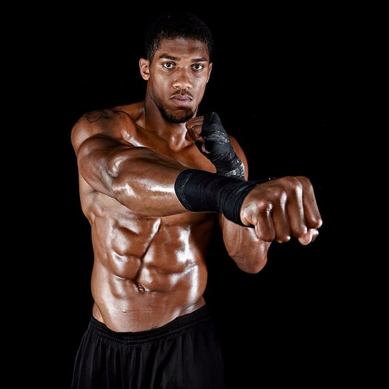Anthony Joshua Leads Final Dubai Fitness Challenge Carnival
