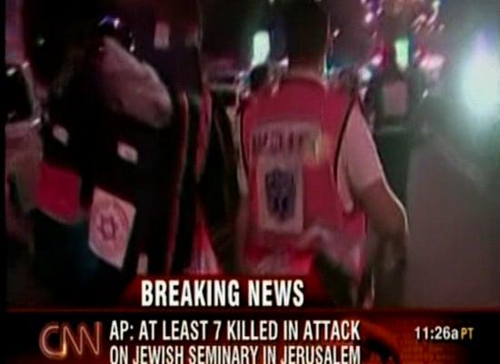 Seven Killed in Jerusalem