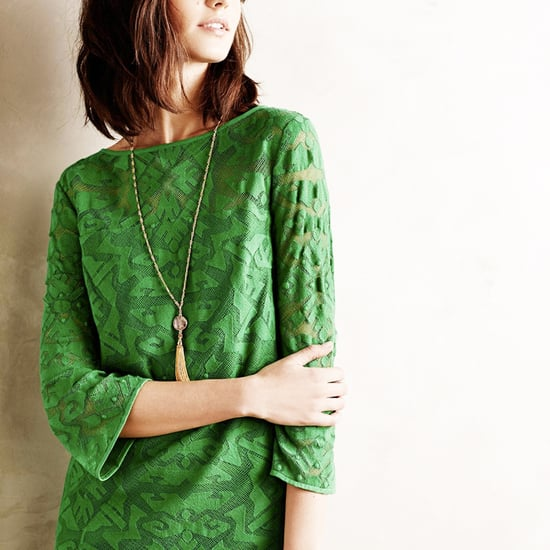 Top Searched Brand, Anthropologie. The Shopping Guide