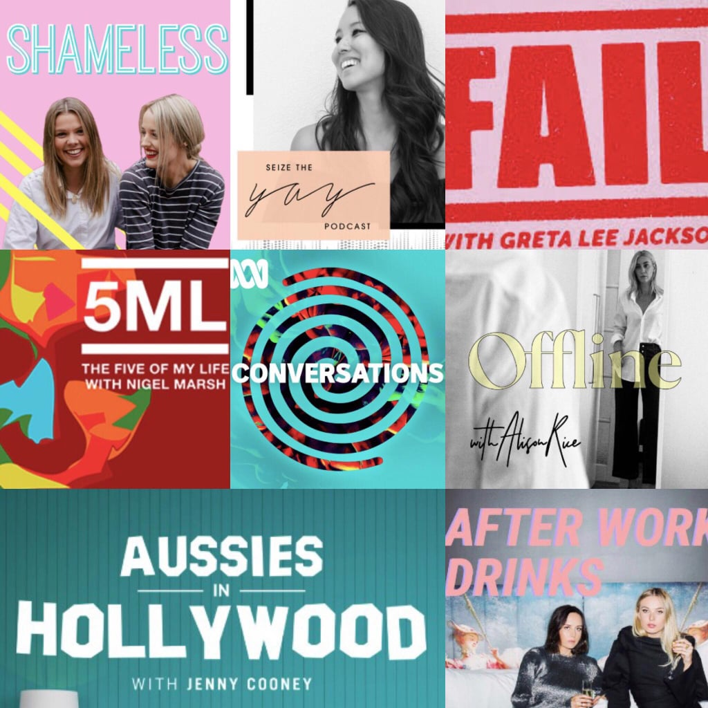All the Aussie Podcasts You Need in Your Life Pronto