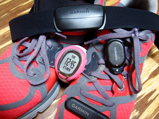 Review of Garmin FR60 Heart Rate Monitor With Foot Pod and ANT Stick
