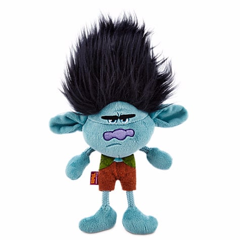 Trolls Branch Plush Dog Toy, Medium ($8)